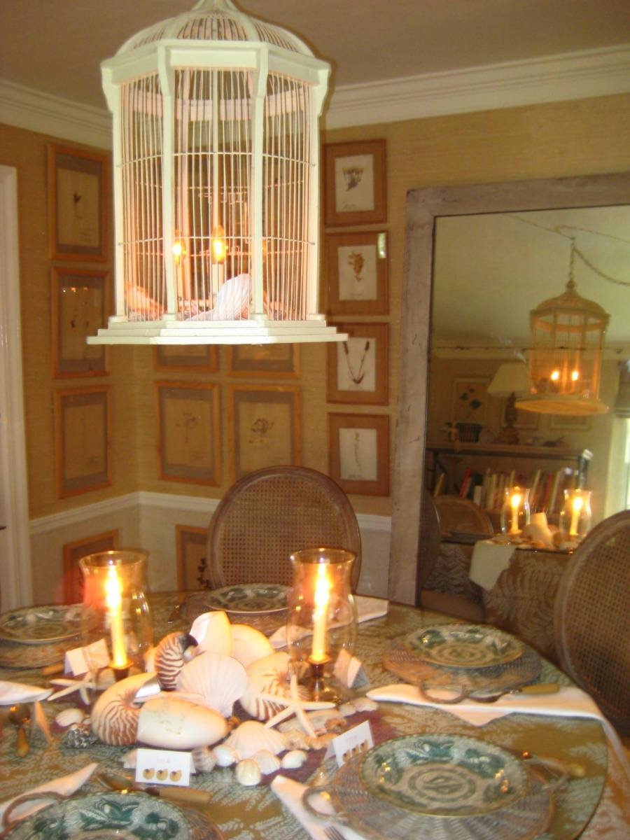 The Dining Room at Bee Cottage