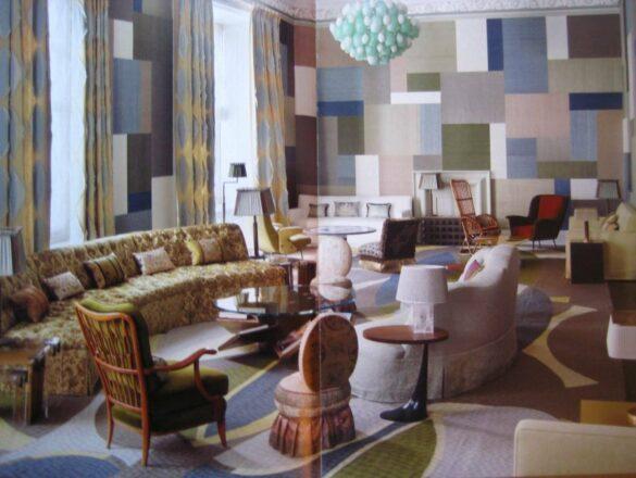 Muriel living room