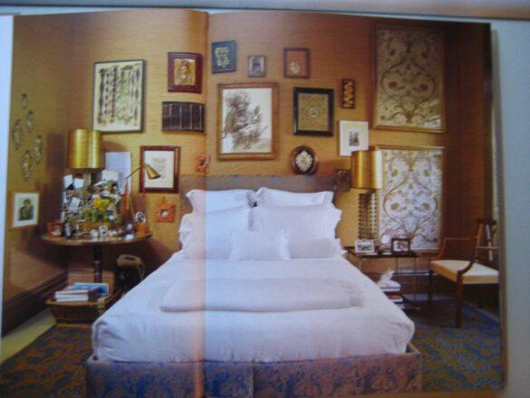 Muriel bedroom