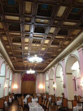 Dining Room Hotel Nacional