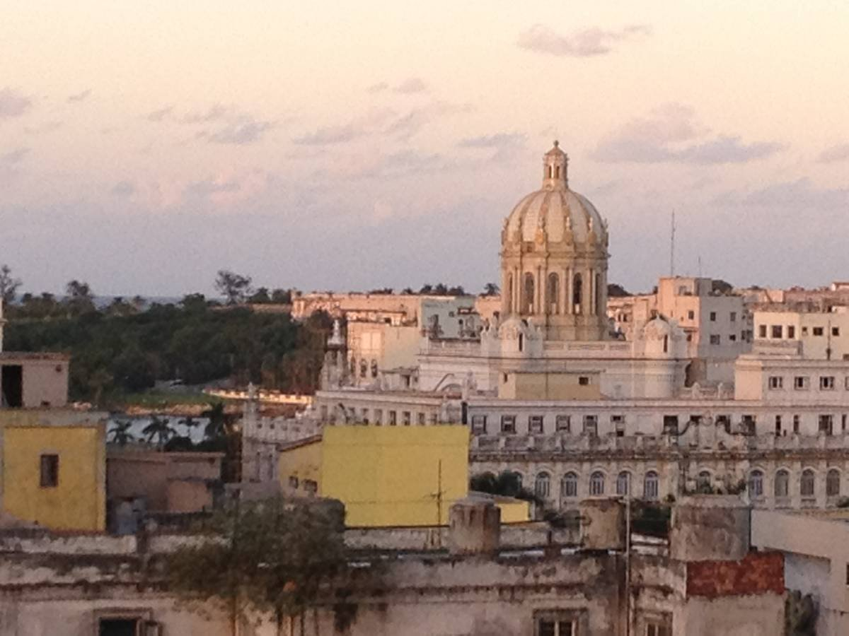Postcard From Havana-Part 2: Vicente Wolf Weighs in