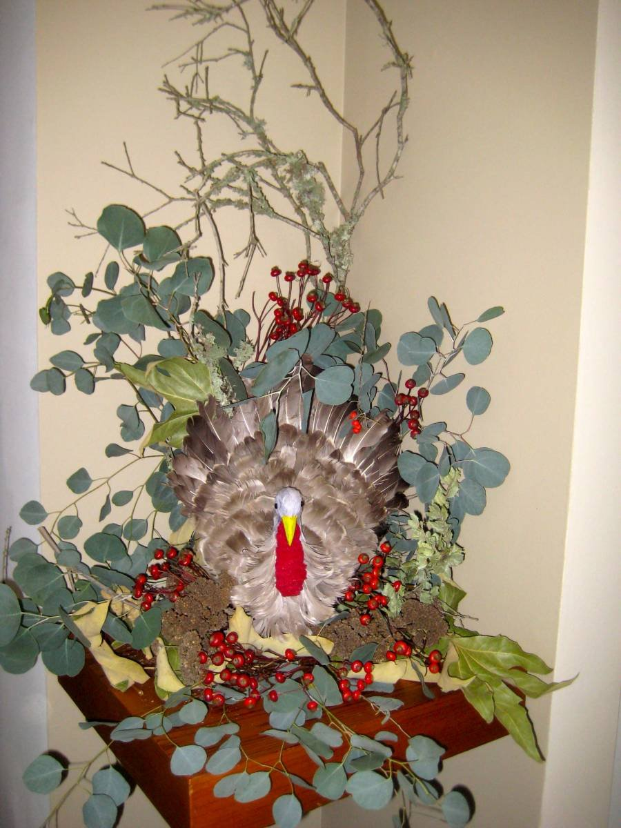 The Perils and Pleasures of Thanksgiving Decorating