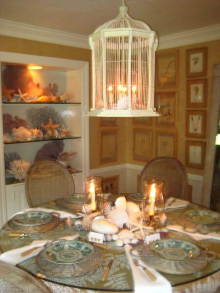Bee Cottage dining room