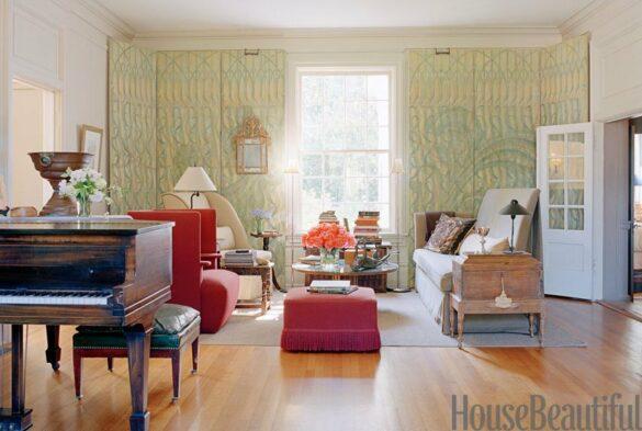 Living Room by Richard Norris and Mark Leslie, in Alabama