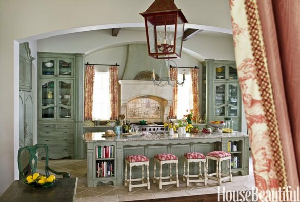 Texas kitchen by Michele Allman