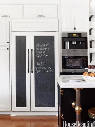 Nicole Hough chalkboard-fridge-kitchen