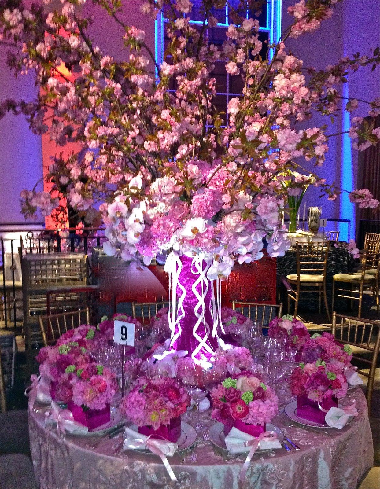 New York Flower Show Dinner Dance - Part 1