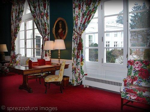 Victorian Writing Room