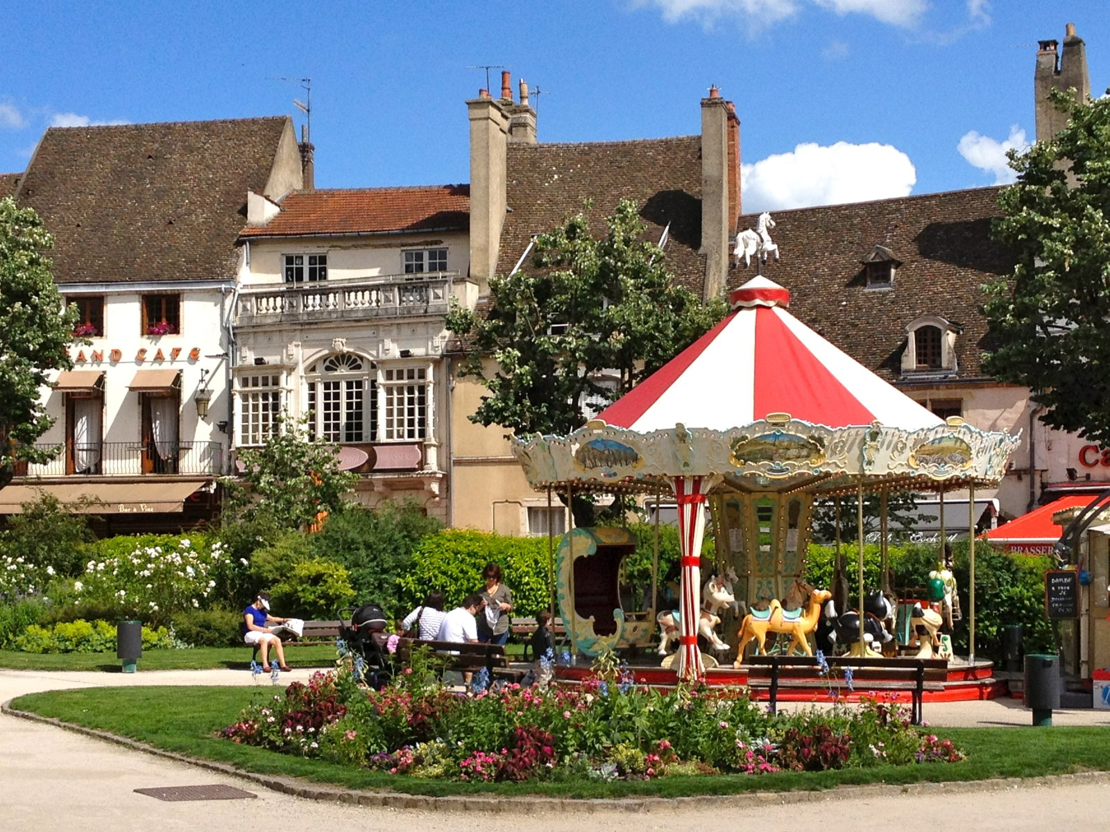 Postcard From Burgundy - Part 3 - Bopping Around Beaune