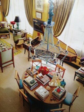 Brockschmidt loft in House Beautiful