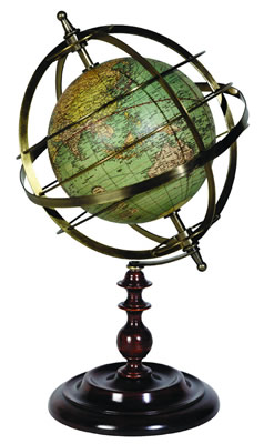 Armillary With Globe