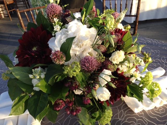 A Pretty Fall Bouquet