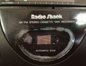 Foshalee Cassette Player