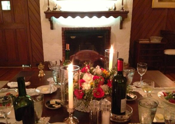 Foshalee Table Setting