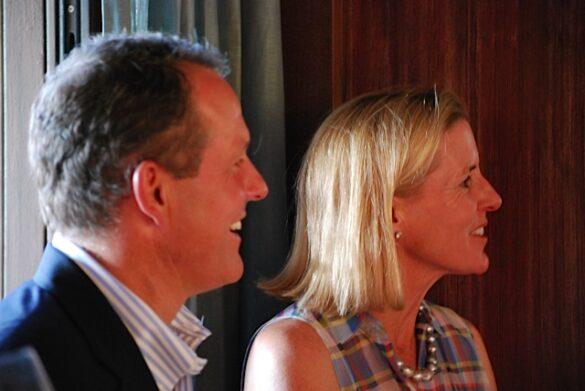 RLZ Singalong Dinner With Shirley Jones and Patrick Cassidy