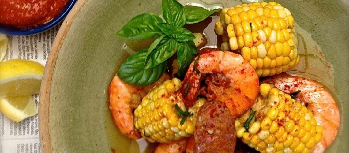 The Perfect One-Dish Summer Supper