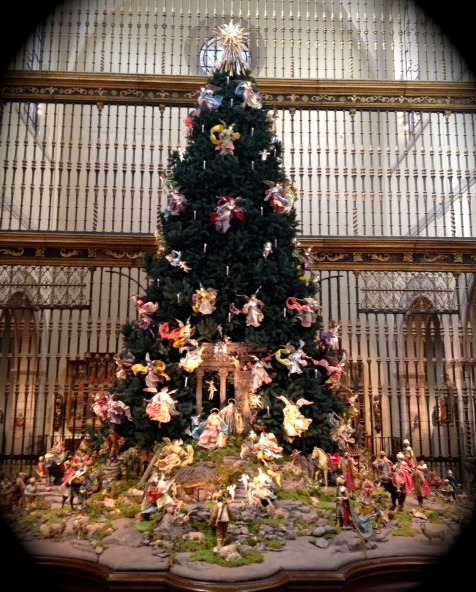 Christmas Blessings and the Met's Creche