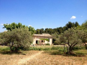 Postcard From Provence No. 2 - A-Painting We Will Go