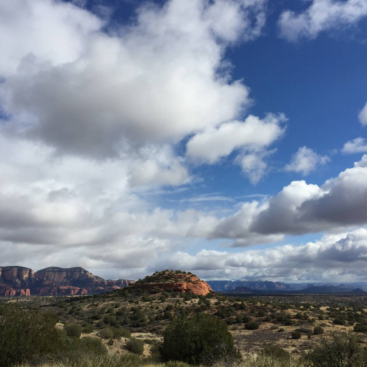 Sedona Sketchbook, Sacred Journey, Freezing My Arse Off, and Why It's All Good