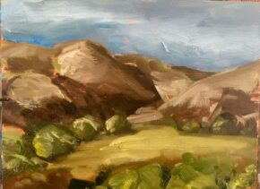<p>8 x 10, oil on canvas, $325</p>