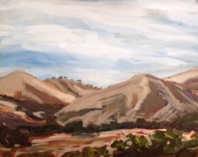 <p>11 x 14, oil on canvas panel, $475</p>