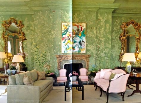 The Green Room at WInfield House